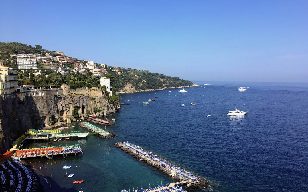Sorrento & Amalfi Coast in October 2021