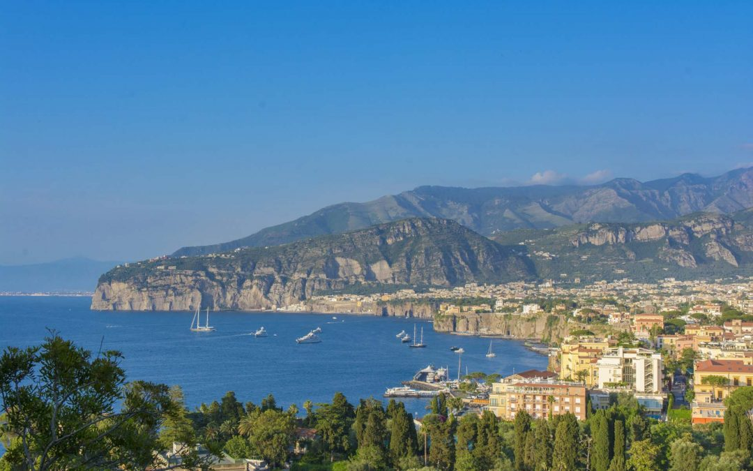 Sorrento, Amalfi Coast & Capri Island in Five Days | Complete Itinerary
