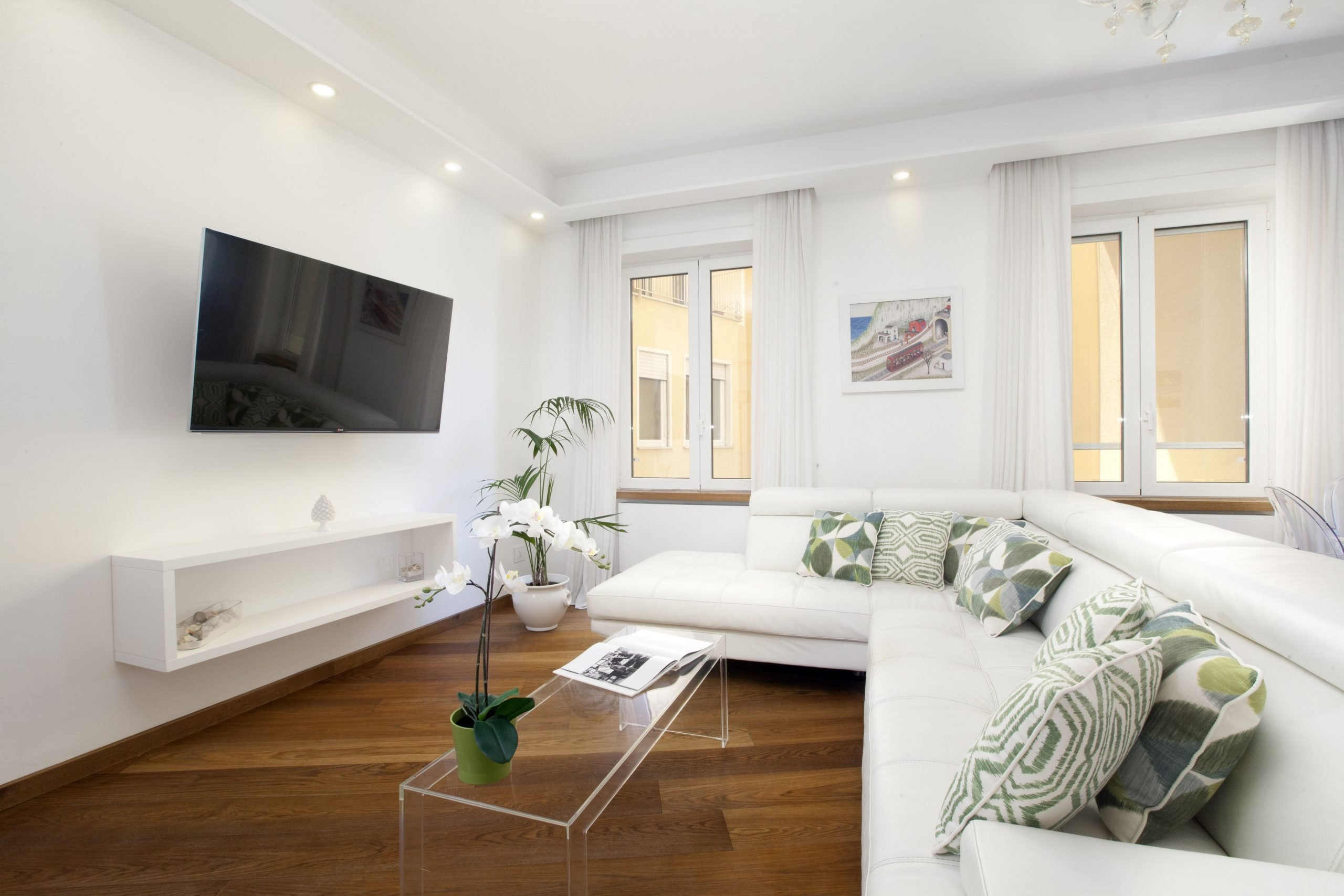 Luxury Sorrento Apartment with Sea View