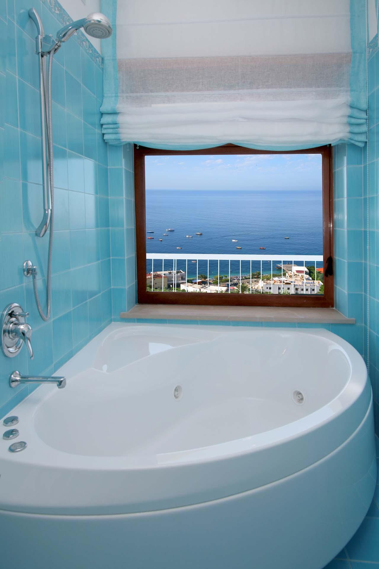 Luxury Villa in Nerano with Sea View Pool