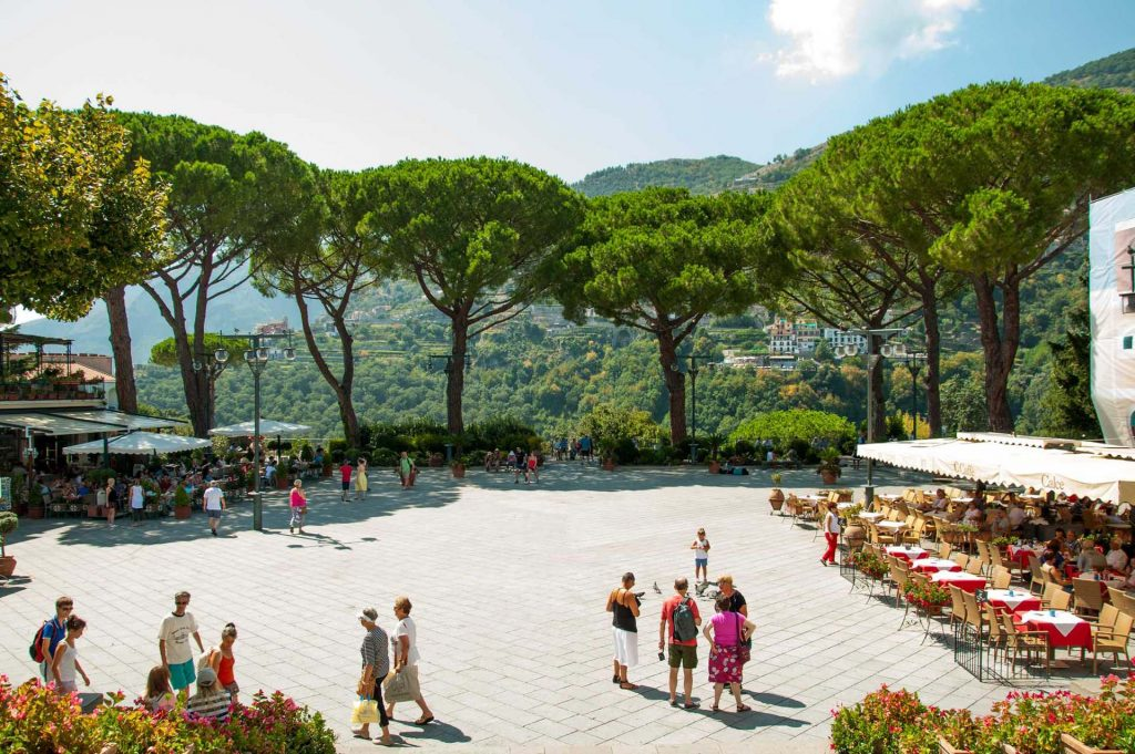 Ravello, Positano Sorrento Amalfi Coast Tour