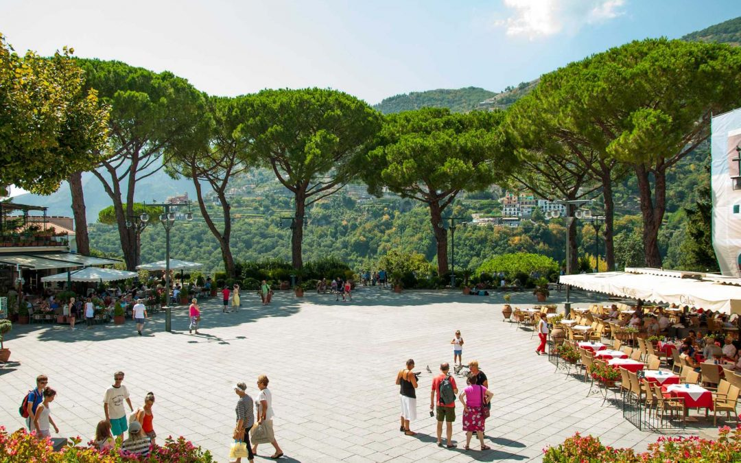 The Most Romantic Places in Ravello to Fall in Love