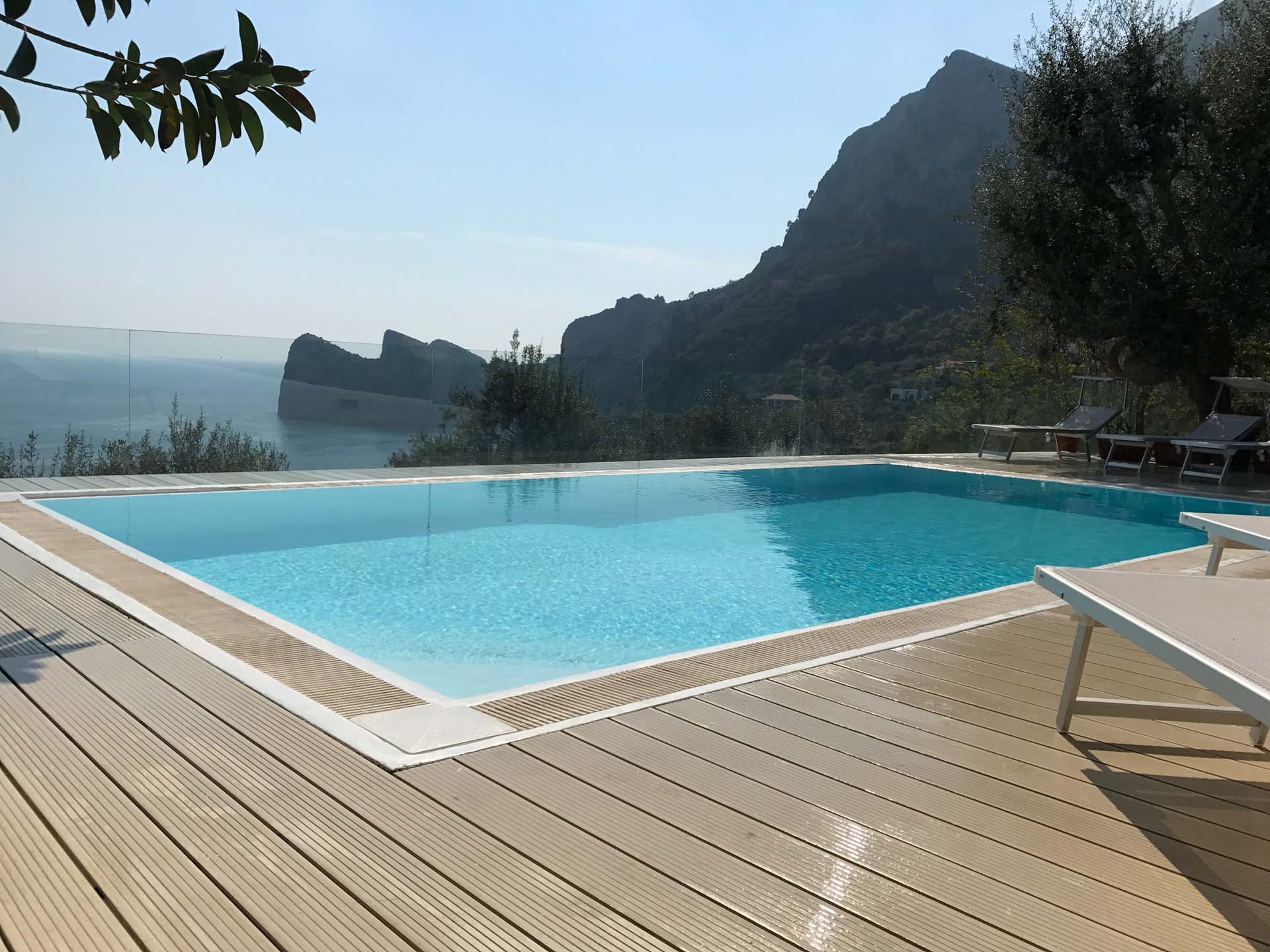 Luxury Villa in Nerano with Sea View Pool