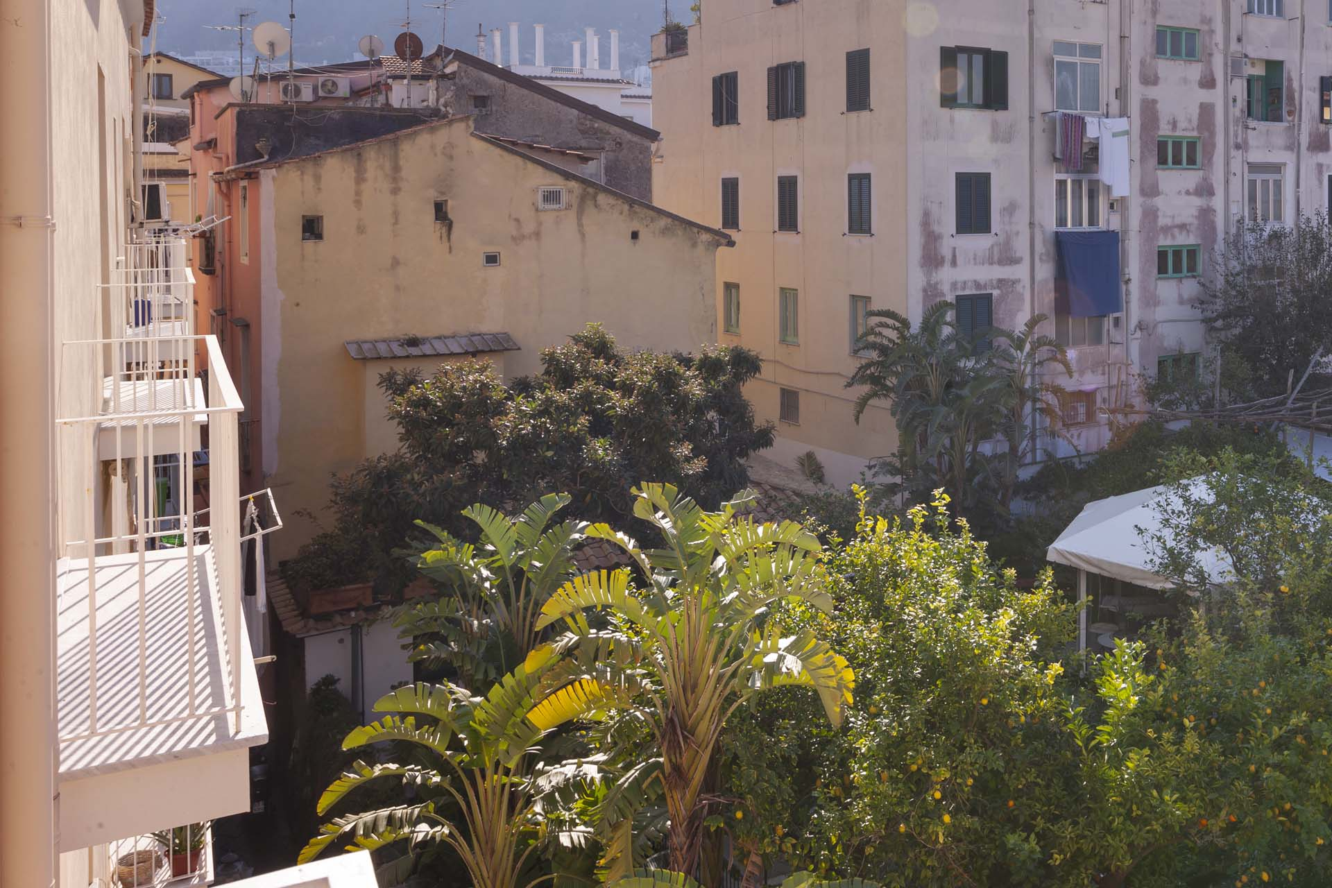 Sorrento Luxury Apartment Terrace