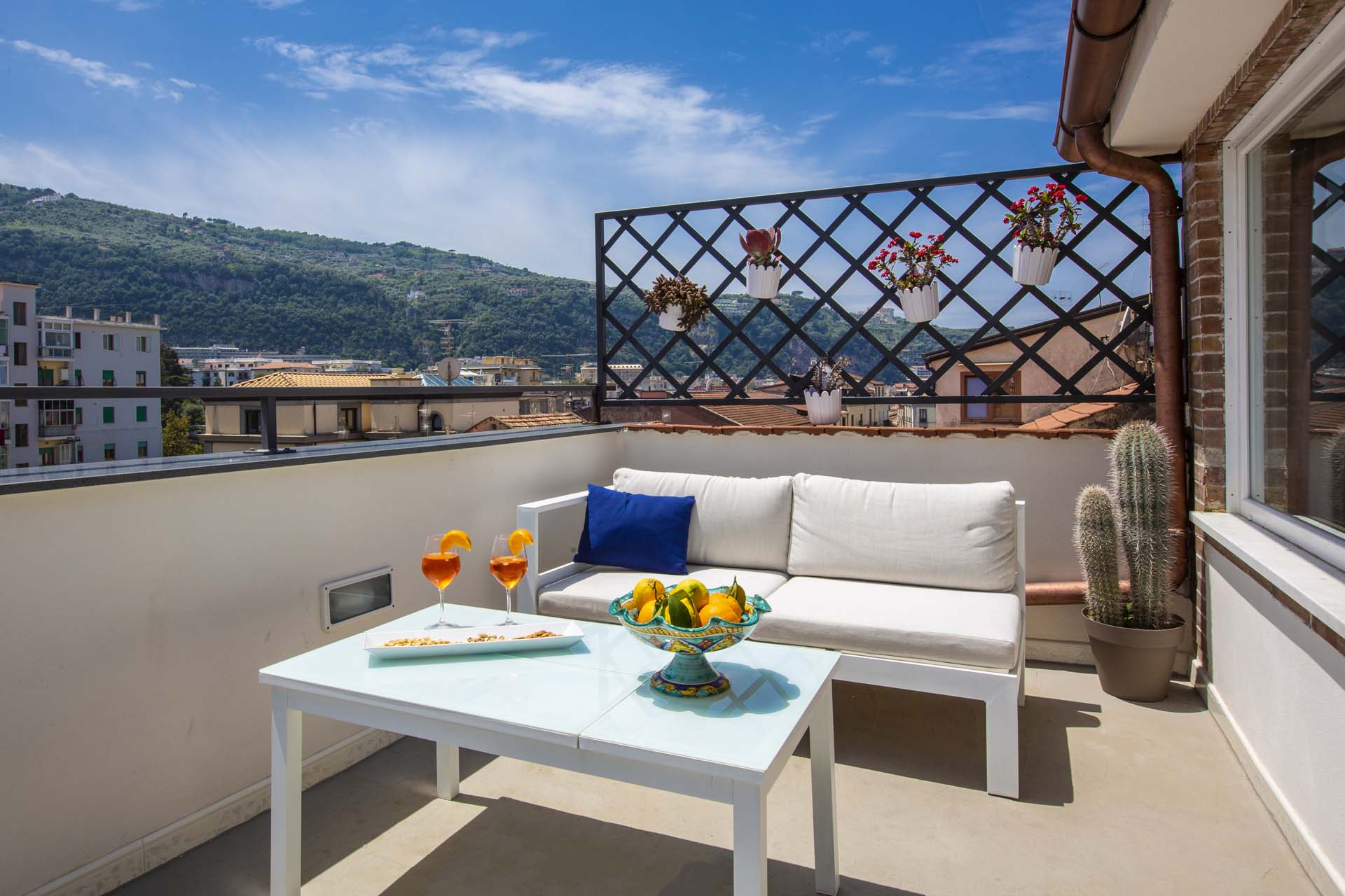 Boutique Suites Sorrento Penthouse Suite