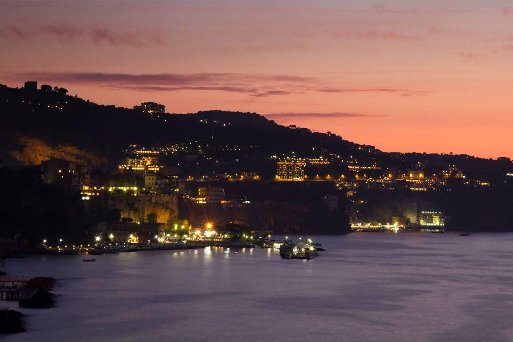 Luxury Sorrento Sunset Boat Tour