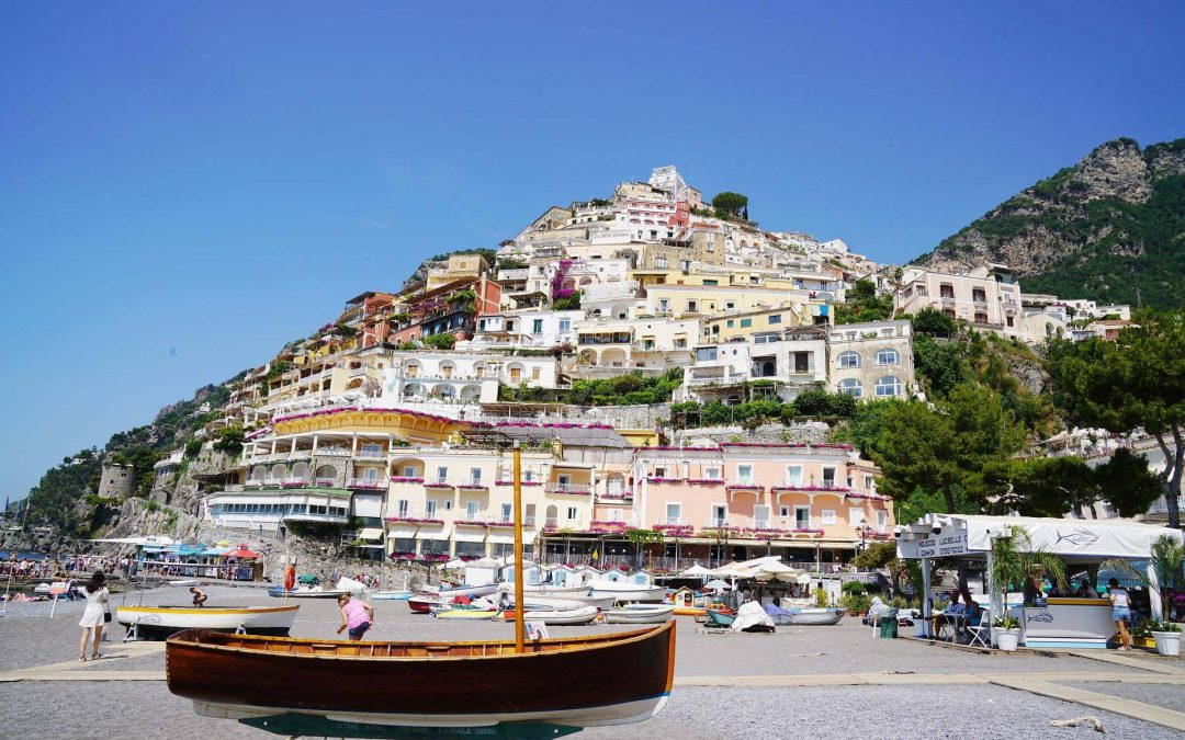 The Most Romantic Places in Positano to Fall in Love