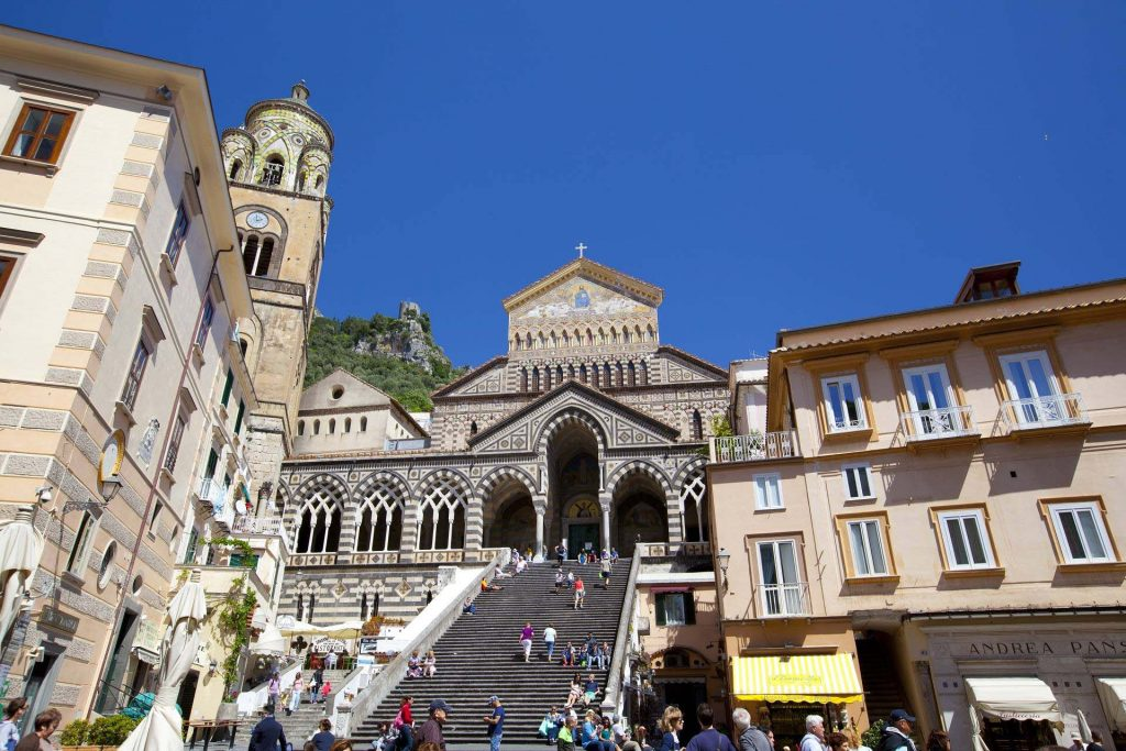 Amalfi Coast Private or Shared Tour