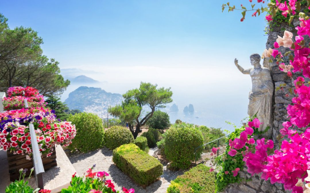 The Most Romantic Places in Capri to Fall in Love