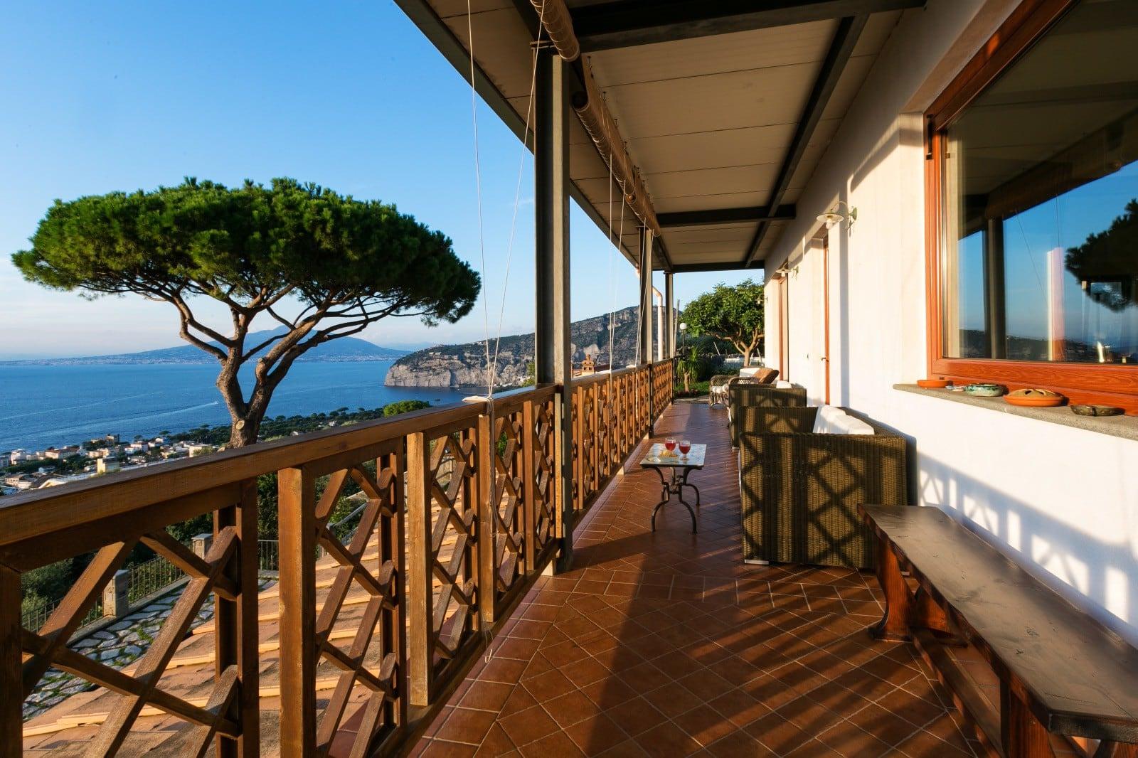 Sorrento Luxury Villa with Sea View