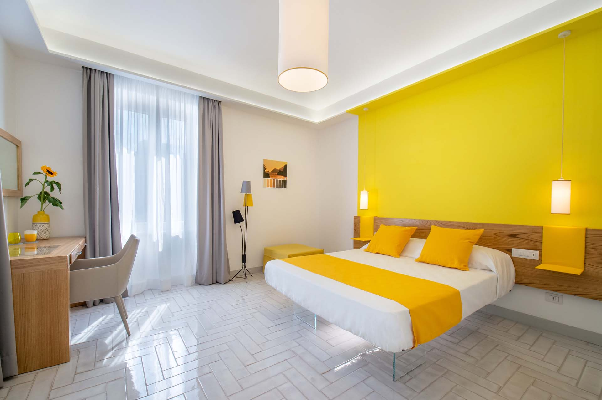 Cortes House Yellow Suite