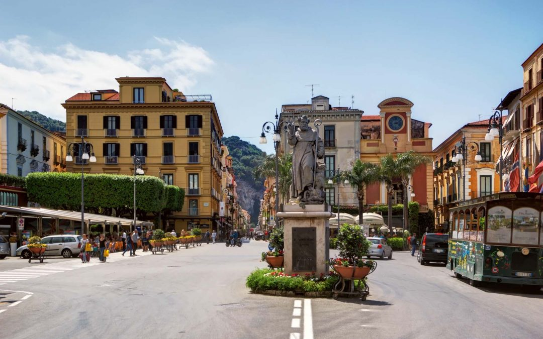 Coronavirus Blog: Life in Sorrento and Amalfi Coast during COVID-19
