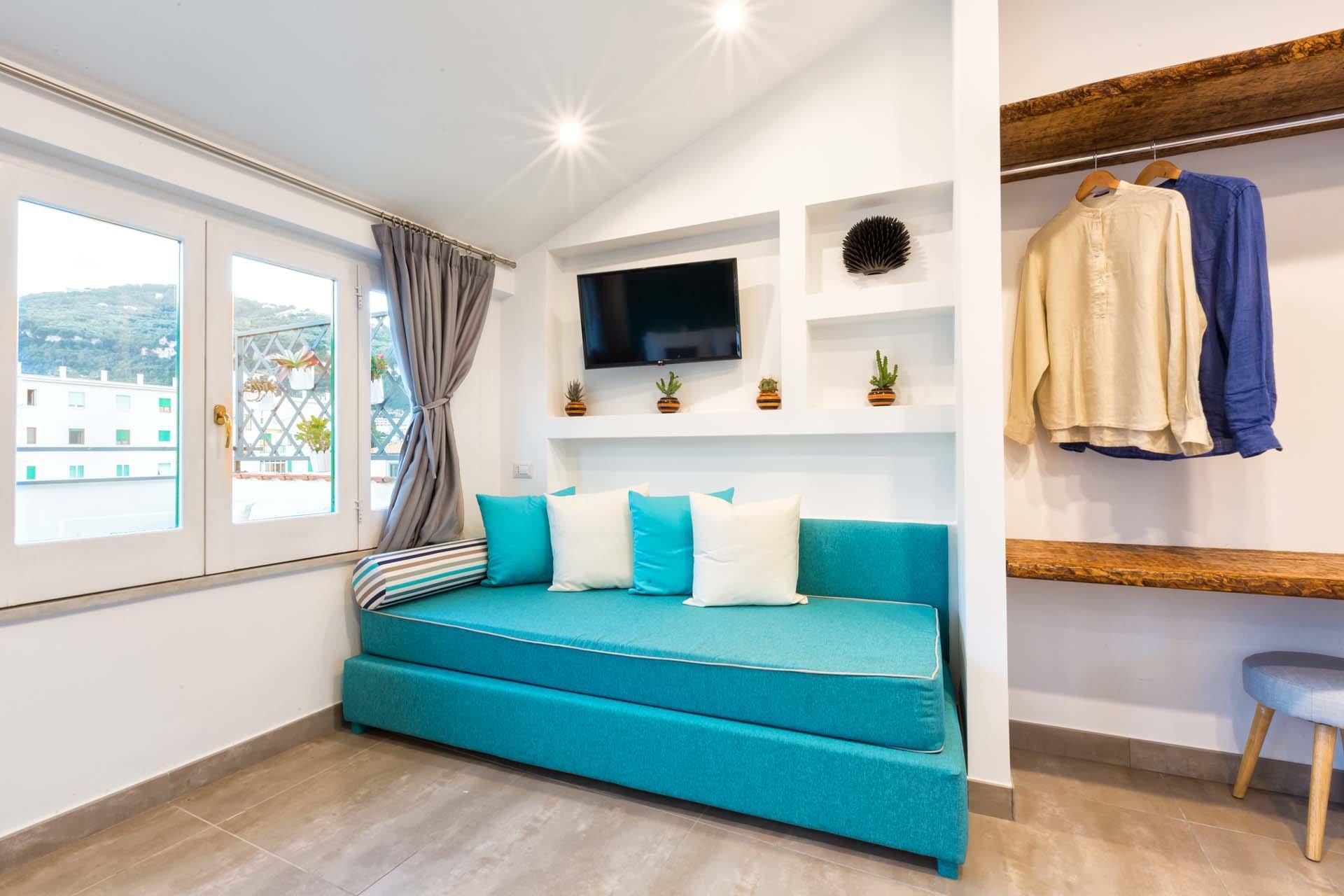Boutique Suites Sorrento Penthouse Suite
