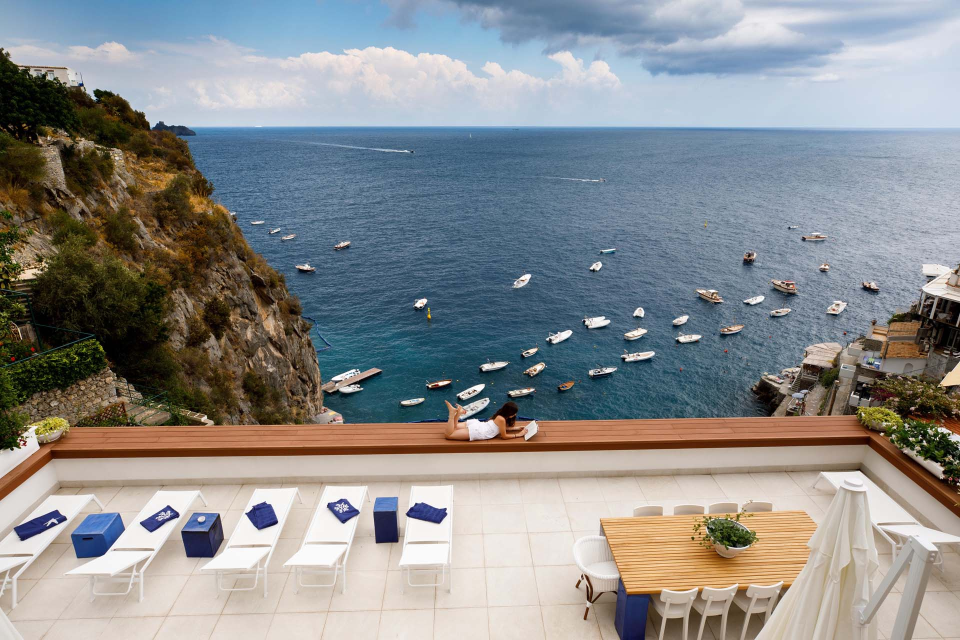 Villa with Swimming Pool, Amalfi Coast