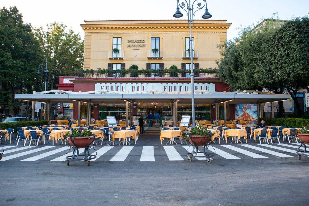 Piazza Tasso Italian Breakfast
