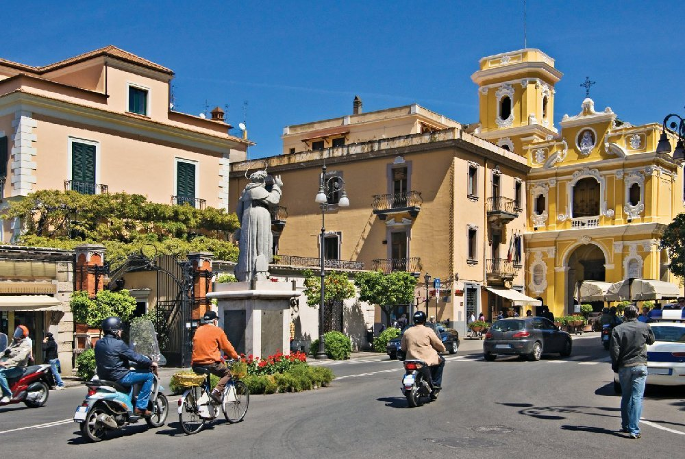 Best Restaurants in Sorrento for Families