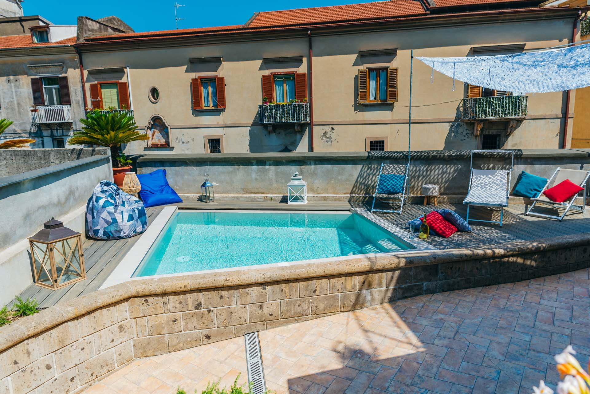 Spacious Villa with Pool in Sorrento Coast