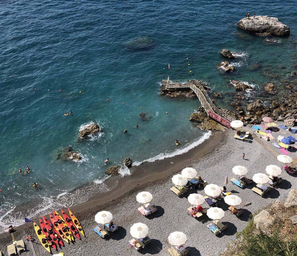 Best Beaches on the Amalfi Coast