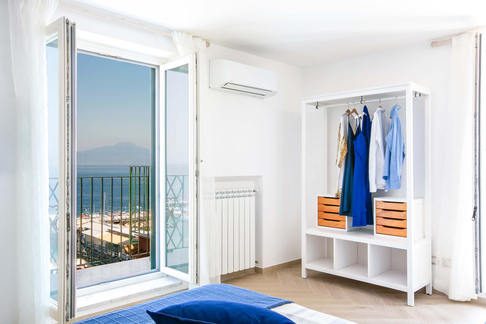 Marina Grande Apartment with Sea View