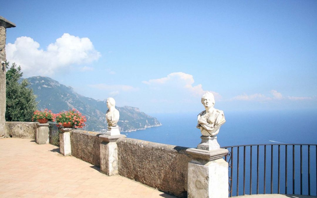 Sorrento & Amalfi Coast in June 2021