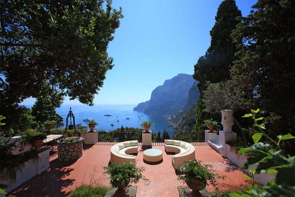 Giardini di Augusto Capri