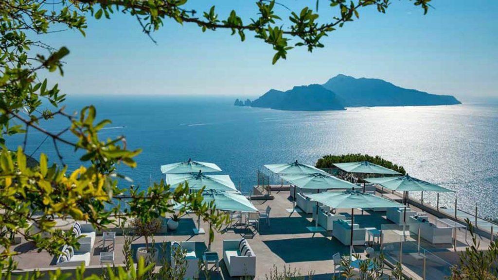 Relais Blu Capri View