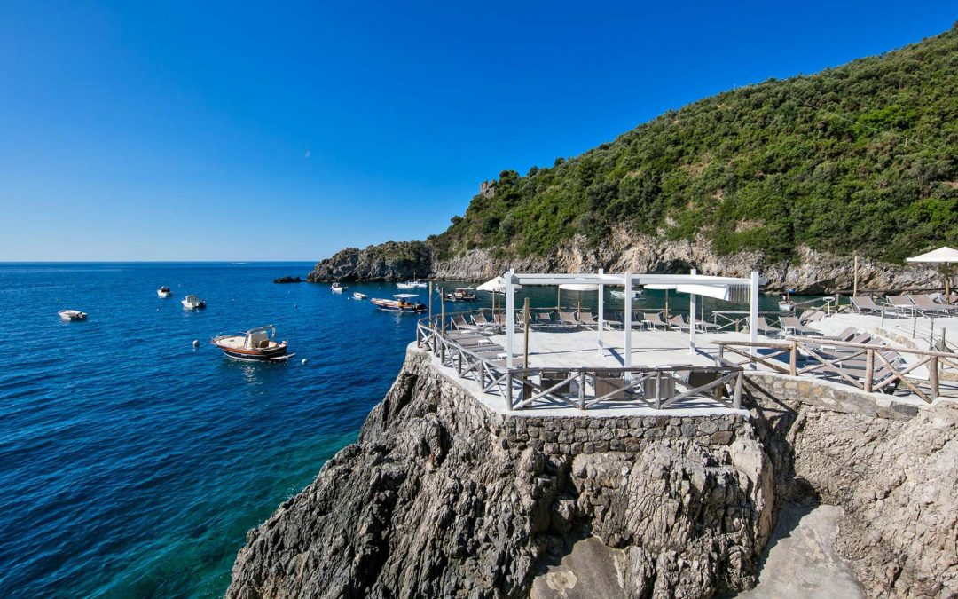 The Most Luxurious Beach Clubs and Wellness Clubs in Sorrento, Capri and Amalfi Coast