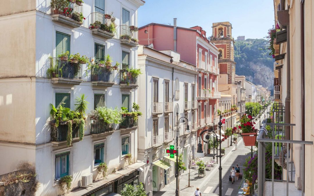 The 10 Best Family Holiday Rentals in Sorrento