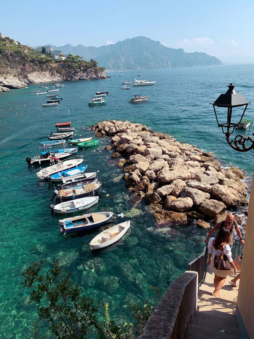 Praiano, Amalfi Coast