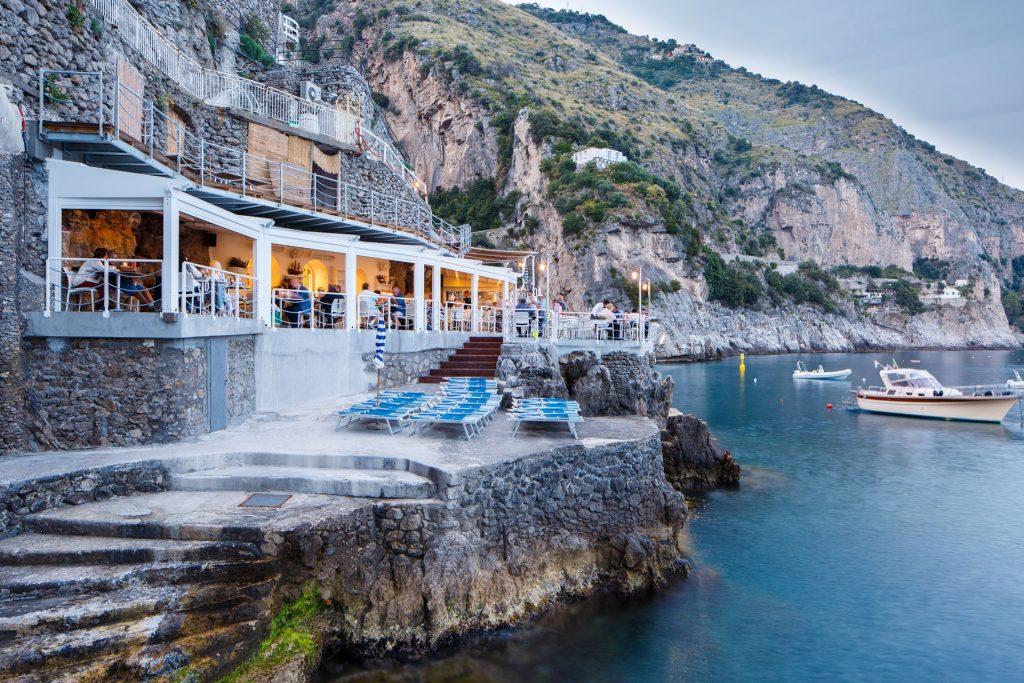 Best Restaurant Amalfi Coast