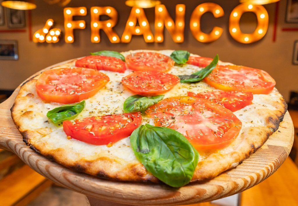 Pizzeria Da Franco Sorrento