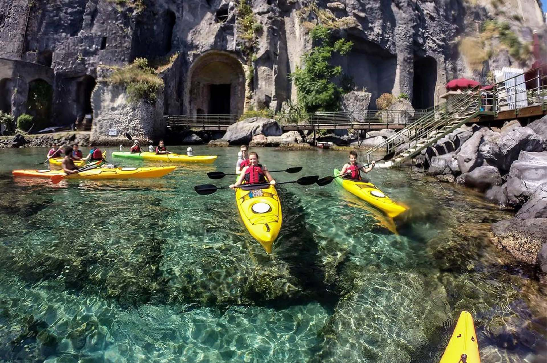 Sorrento Kayak Tour