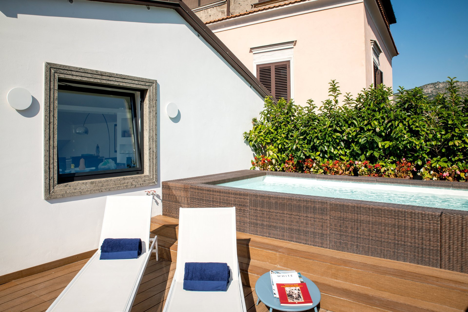 Luxury Apartment with Penthouse & Pool Sorrento Coast
