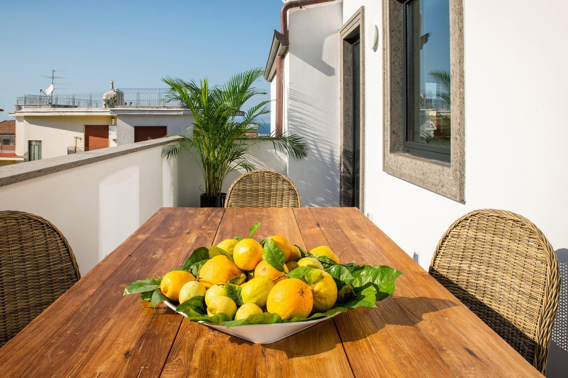 Luxury Apartment with Penthouse & Pool Sorrento Coast