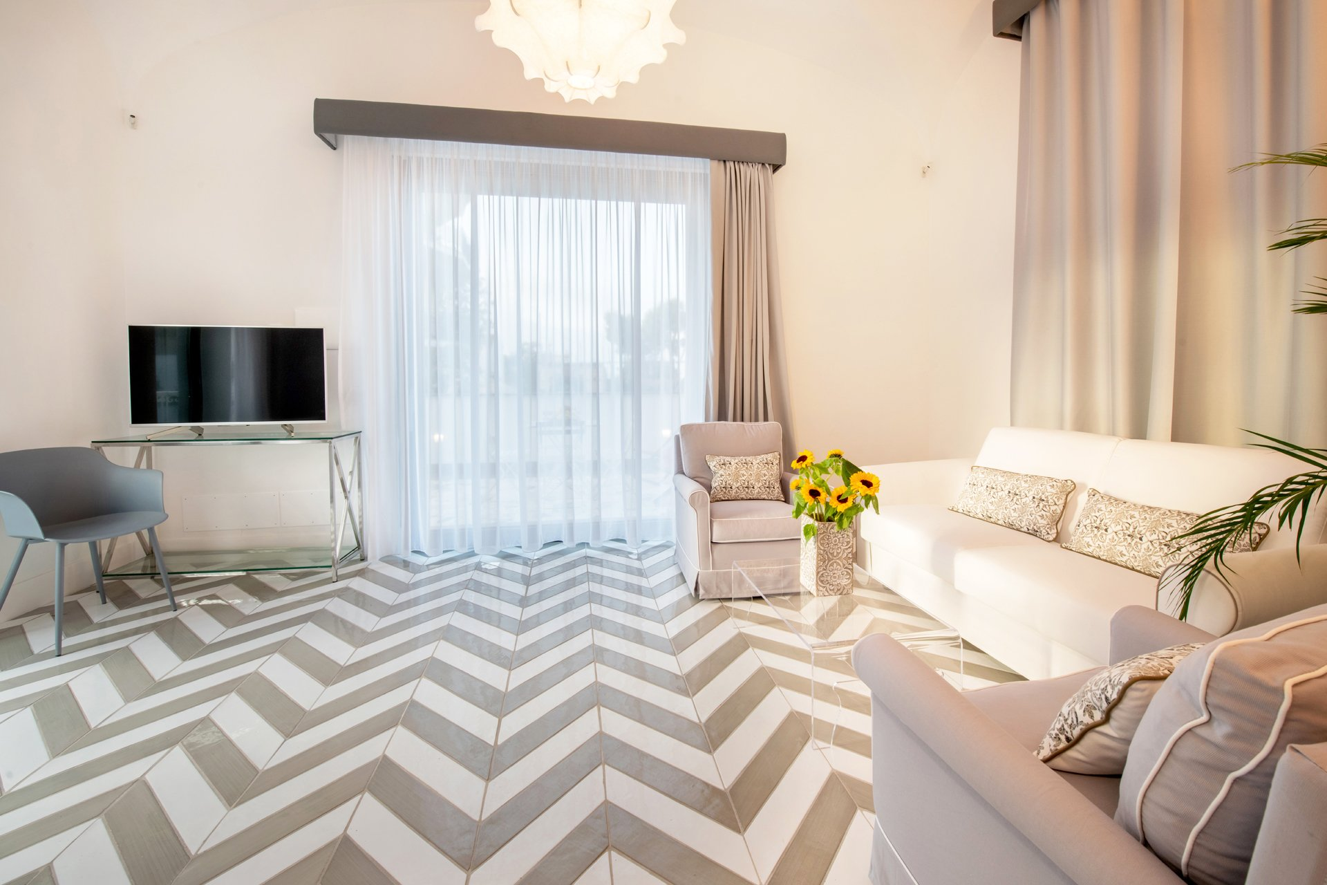 Luxury Suite with Terrace Sorrento Coast