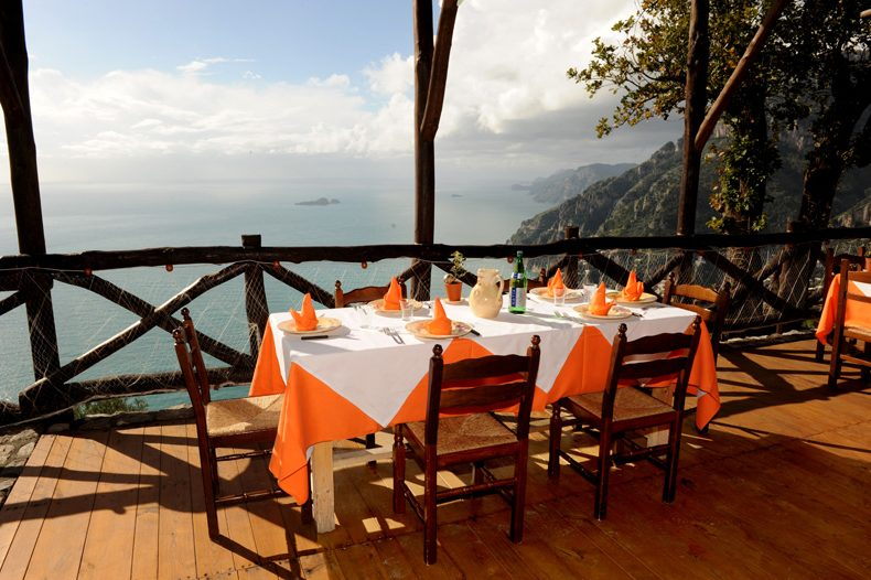 Best Restaurants on the Amalfi Coast