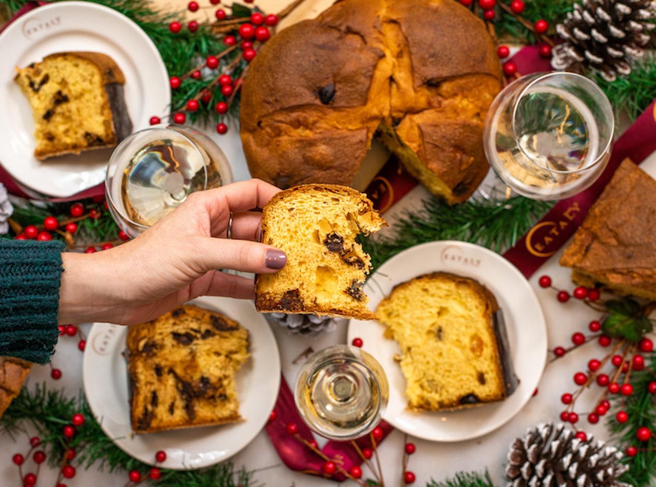 Traditional Italian Christmas Cakes