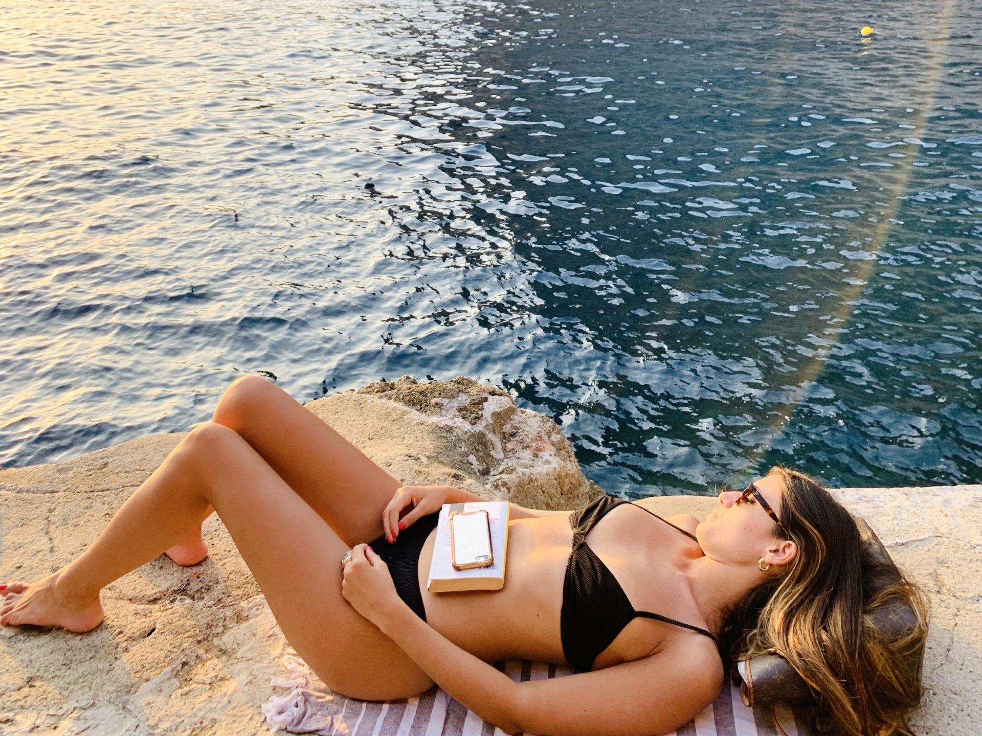 Beaches in Praiano, Amalfi Coast