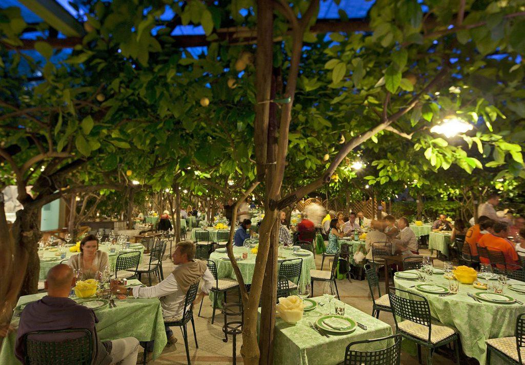 Da Paolino Capri Restaurant