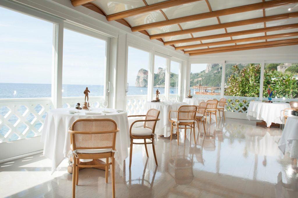 Taverna del Capitano Massa Lubrense Sorrento Coast