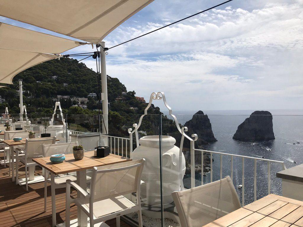 Capri Rooftop Lounge Bar Capri