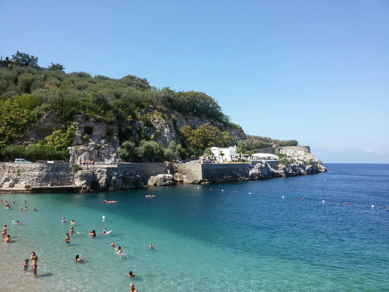Marina di Puolo Sorrento Coast Beaches