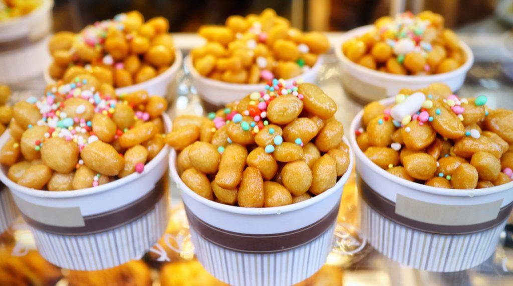 Struffoli  Italian Christmas Sweets