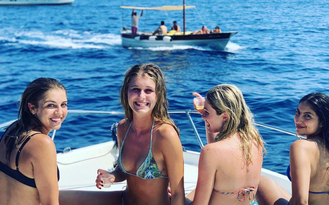 Top 5 Outdoor Activities in Amalfi Coast