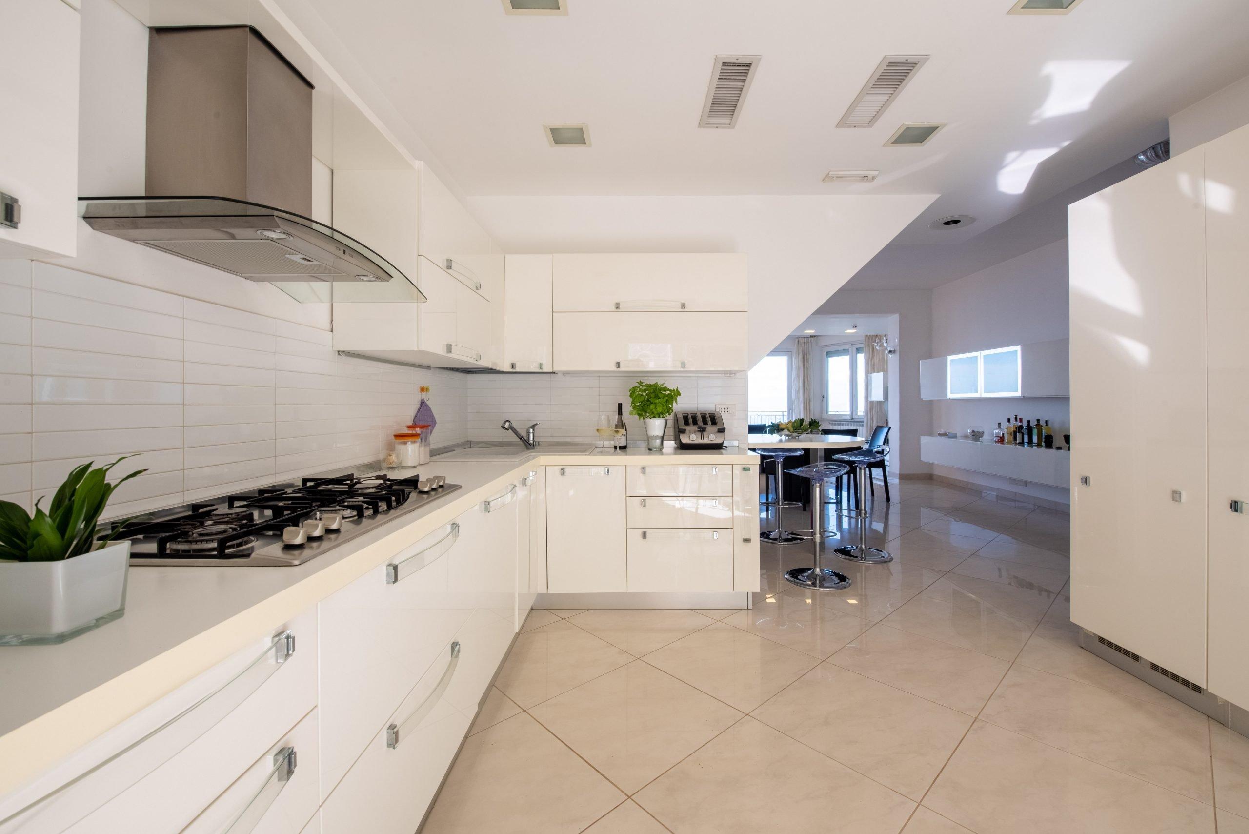Villa Acampora Sorrento Interiors