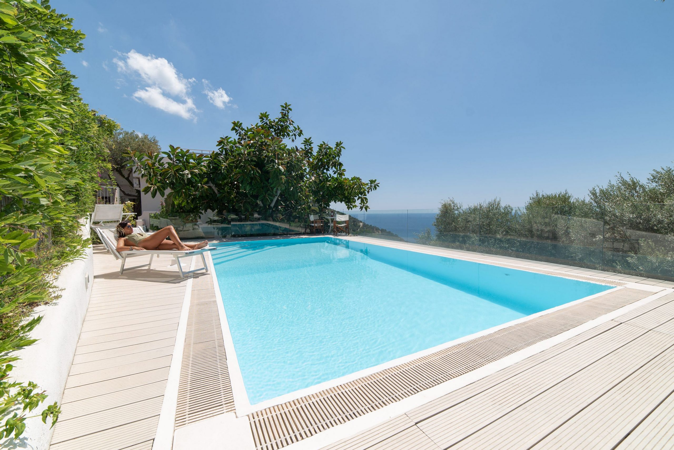 Villa Sorrento Coast with swimming pool