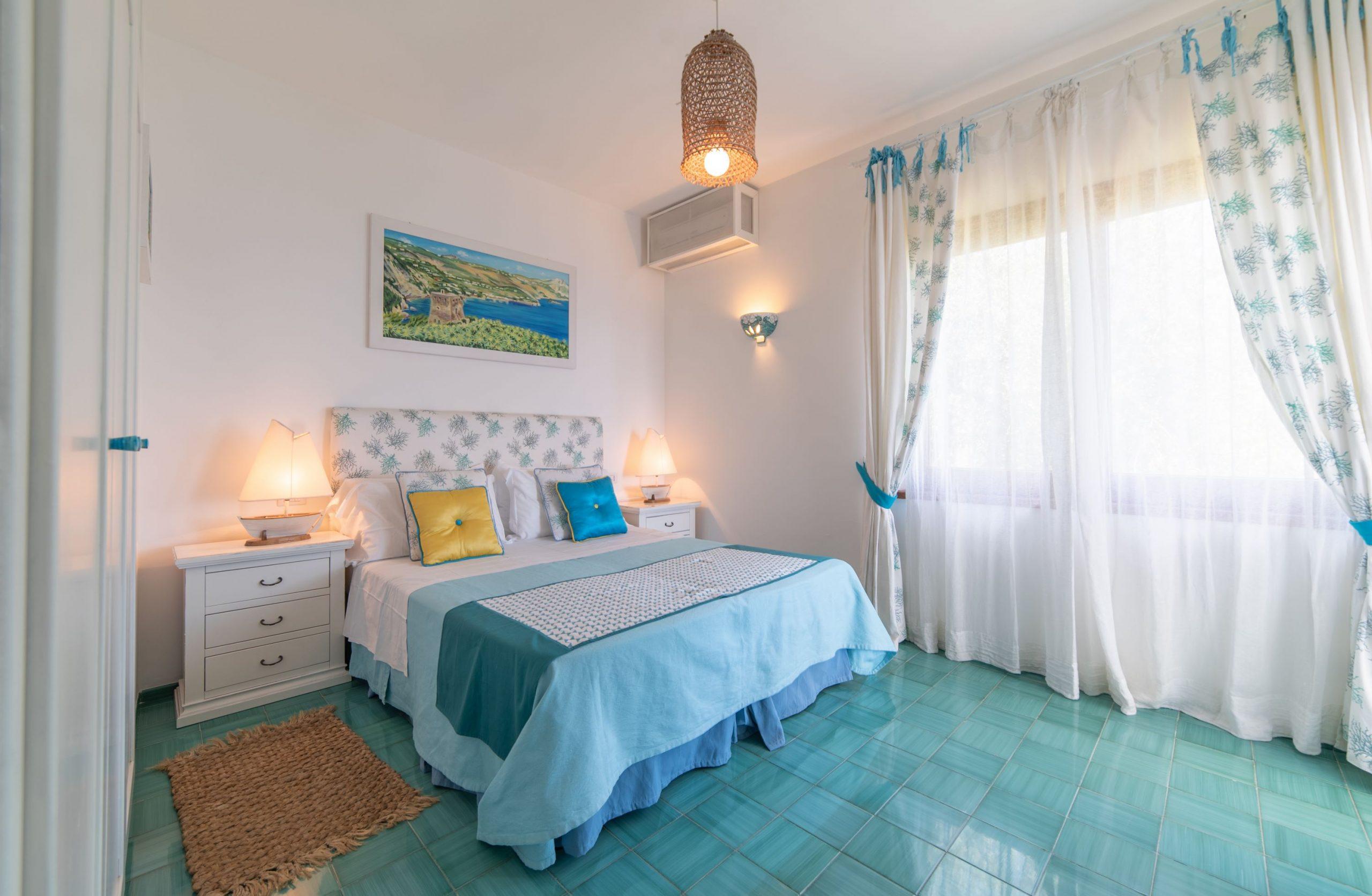 Villa Sorrento Coast with swimming pool Bedroom