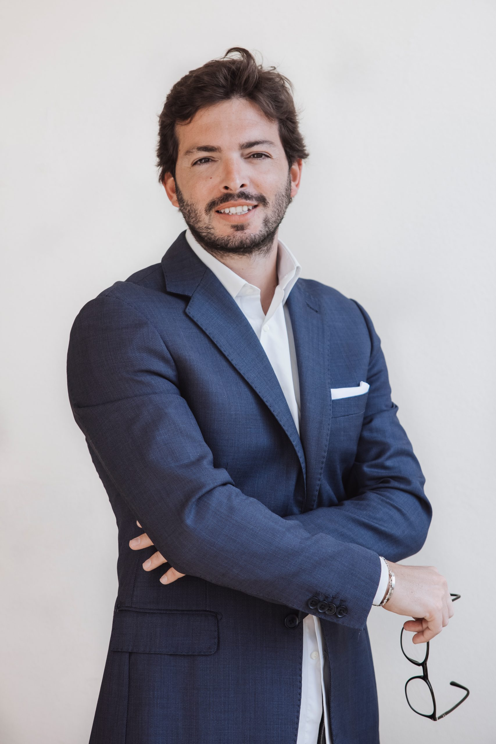 Giuseppe Morvillo, Founder & Communication Manager