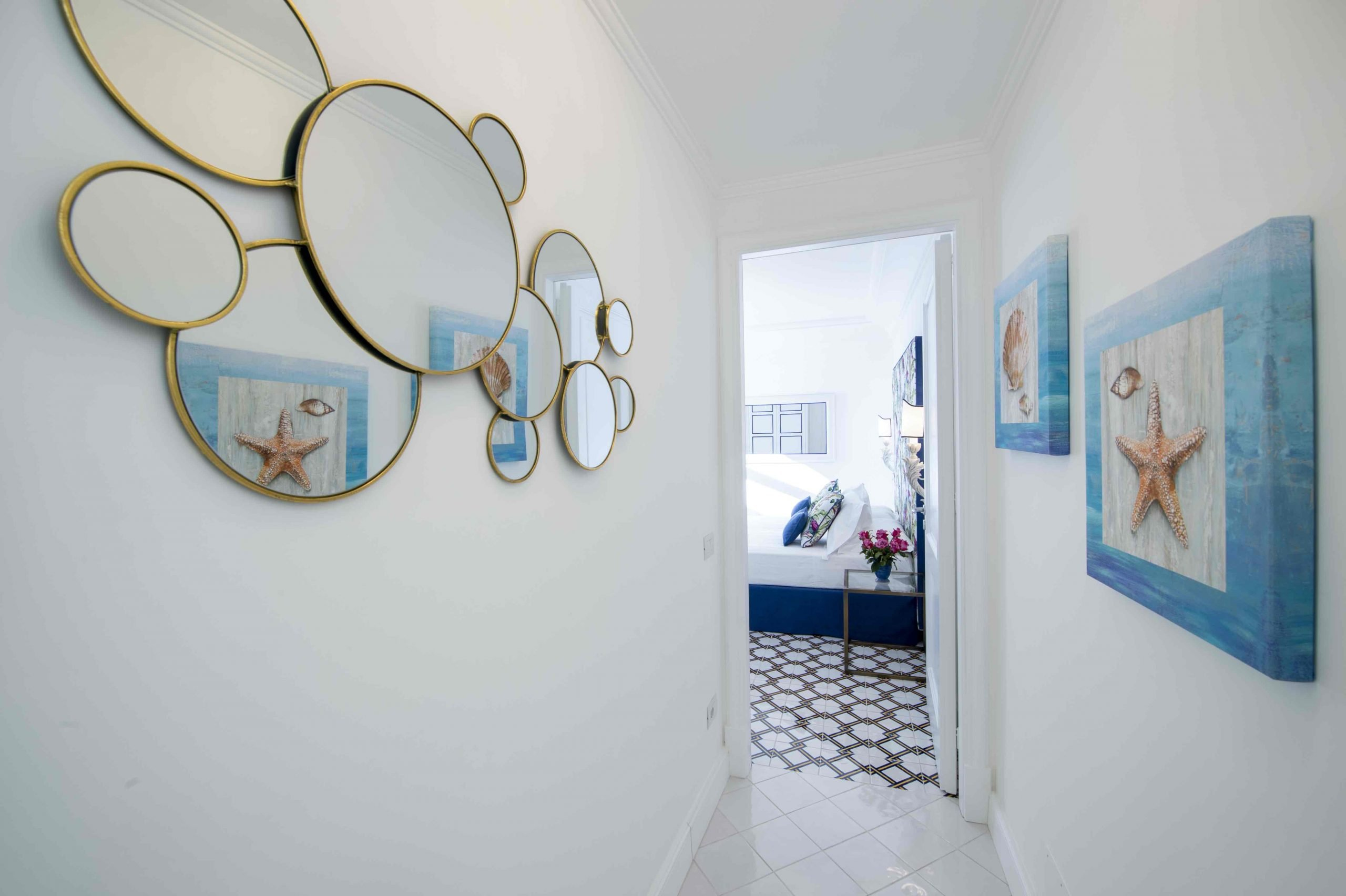 Amalfi Coast Exclusive Villa in Praiano with Pool & View