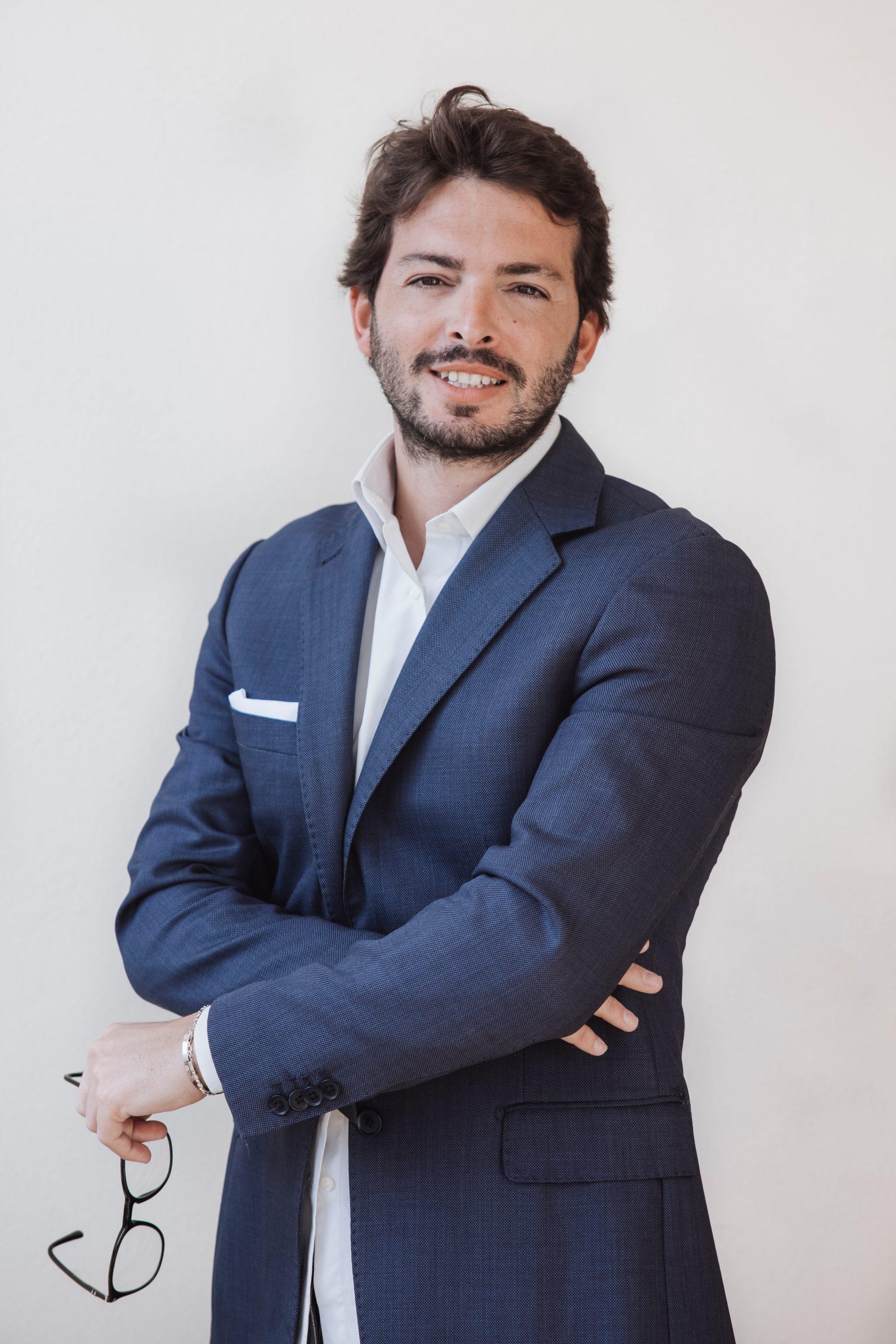Giuseppe Morvillo, Founder & Communication Manager